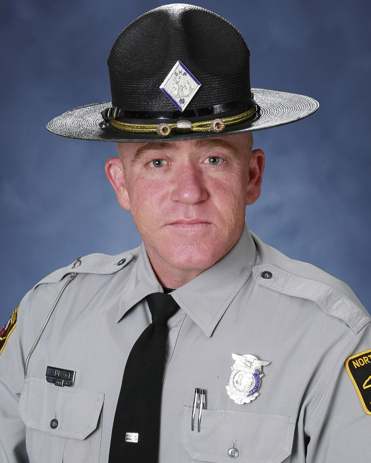 Master Trooper Benjamin Derek Wallace | North Carolina Highway Patrol, North Carolina