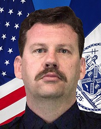 Lieutenant William H. Wanser, III | New York City Police Department, New York
