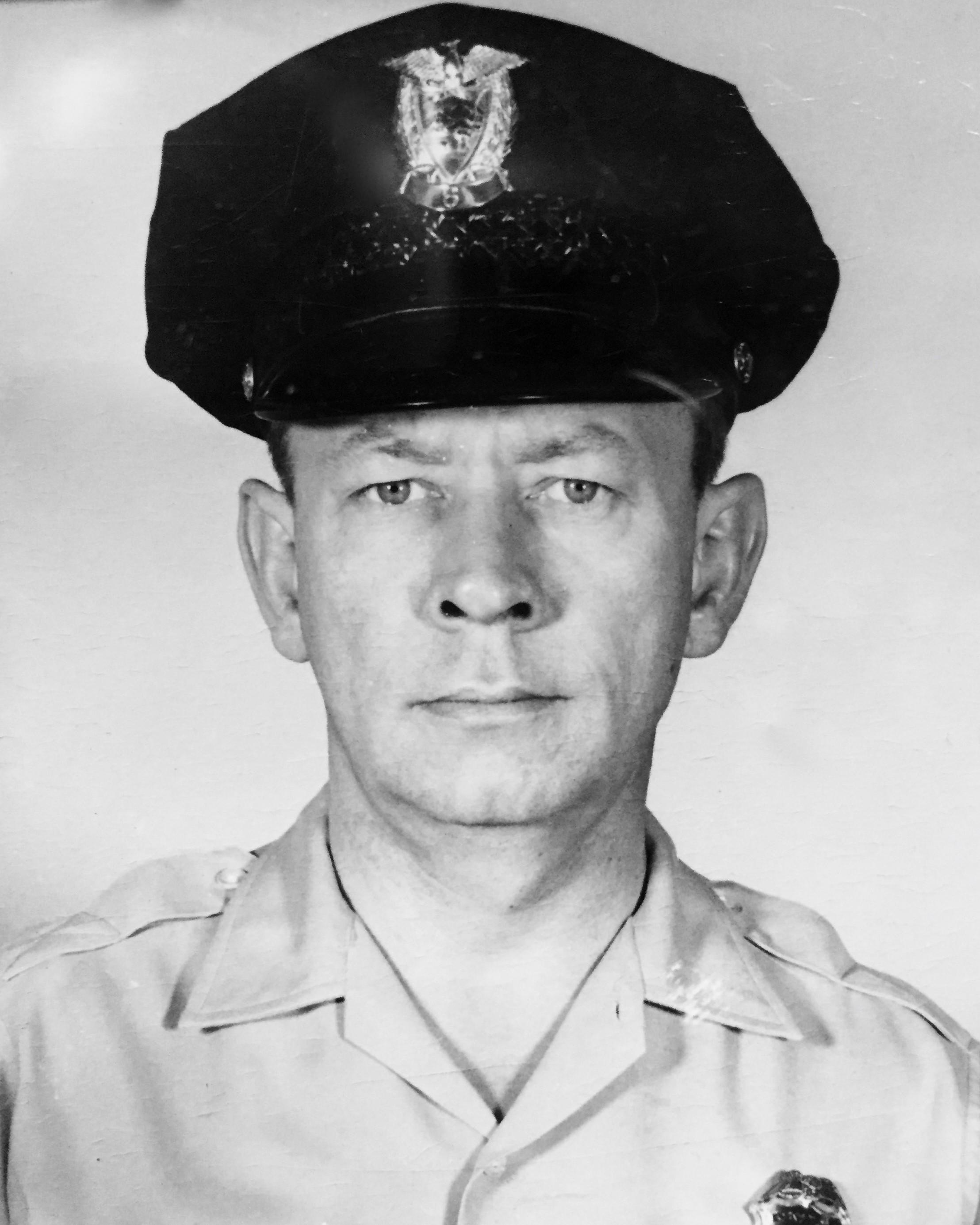 Patrolman Daniel Henry Bruns | Dayton Police Department, Ohio