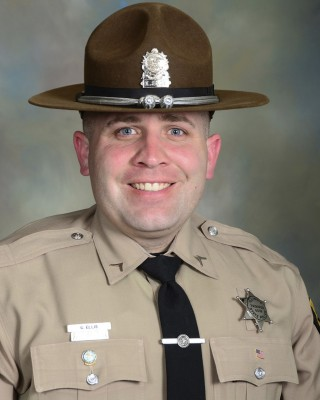 Trooper Gerald Wayne Ellis