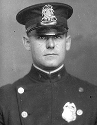 Lieutenant Albert Charles Grosskopf | Milwaukee Police Department, Wisconsin