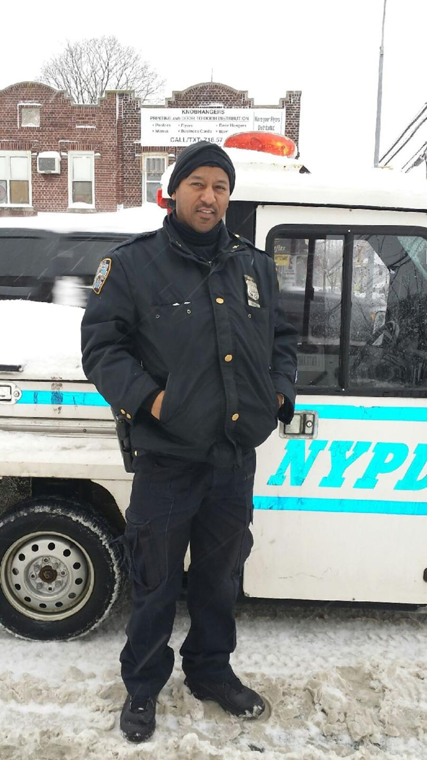 Police Officer Dave E. Guevara | New York City Police Department, New York