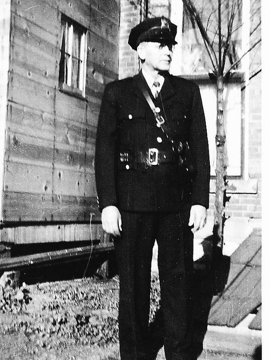 Police Officer William Elvin Hickman | Indianola Police Department, Iowa