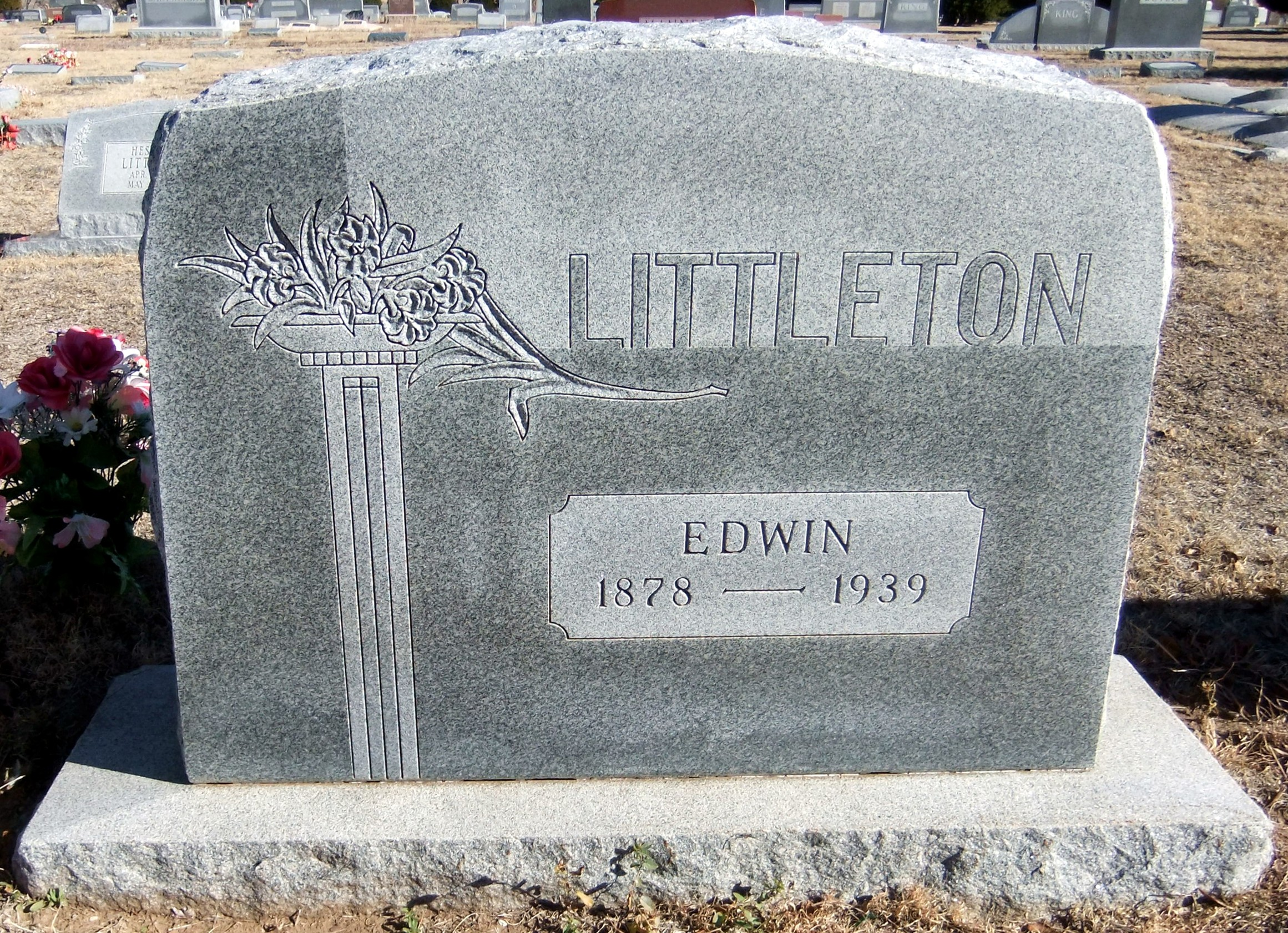 Special Police Officer Edwin Littleton | Perryton Police Department, Texas