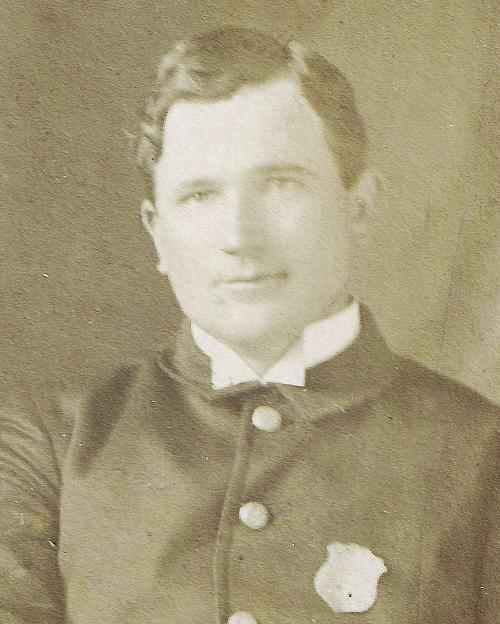Patrolman Hosea Ocala Martin | Laurens Police Department, South Carolina