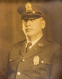 Patrolman Leon F. Moody | Worcester Police Department, Massachusetts