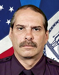 Police Officer Joseph Cavanaugh Pagnani | New York City Police Department, New York