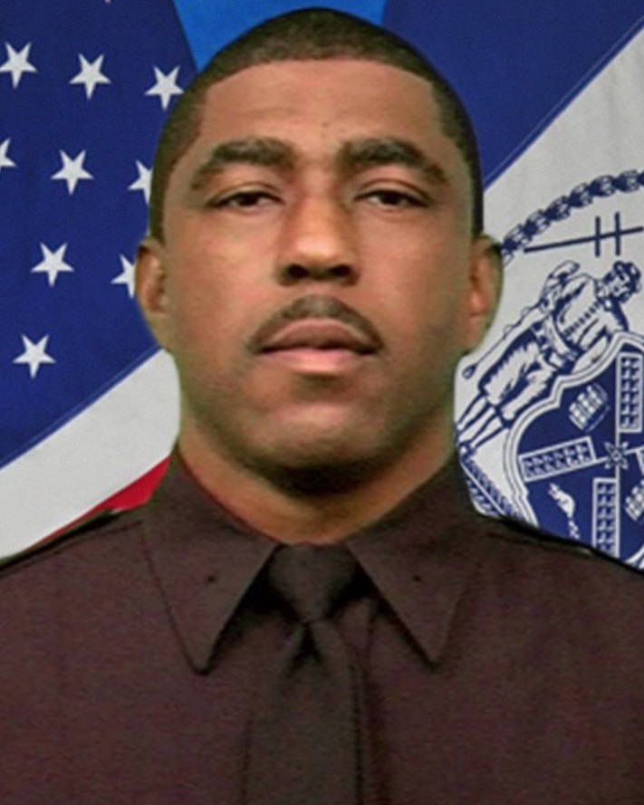 Detective George Clay Remouns, Jr. | New York City Police Department, New York