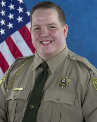 Deputy Sheriff II Spencer Allen Englett