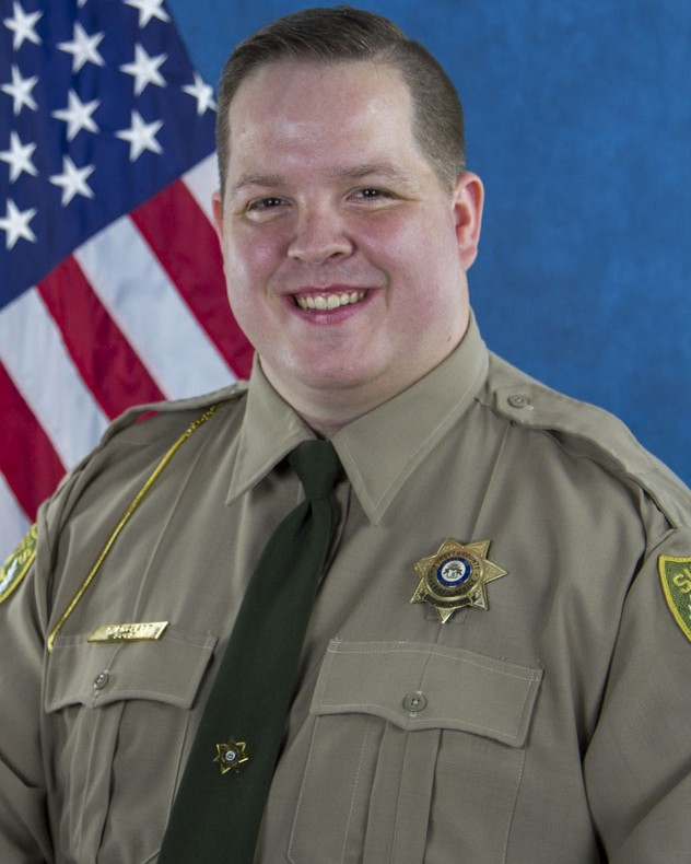 Deputy Sheriff II Spencer Allen Englett | Forsyth County Sheriff's Office, Georgia