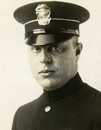Patrolman Leroy W. Wade | Columbus Division of Police, Ohio