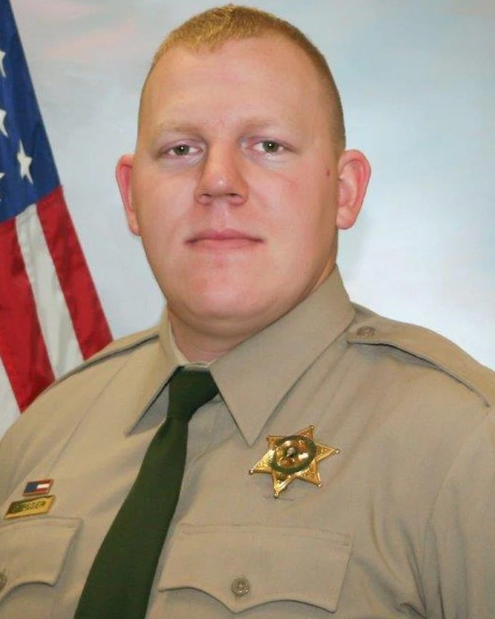 End of Watch: Deputy Sheriff Justin DeRosier