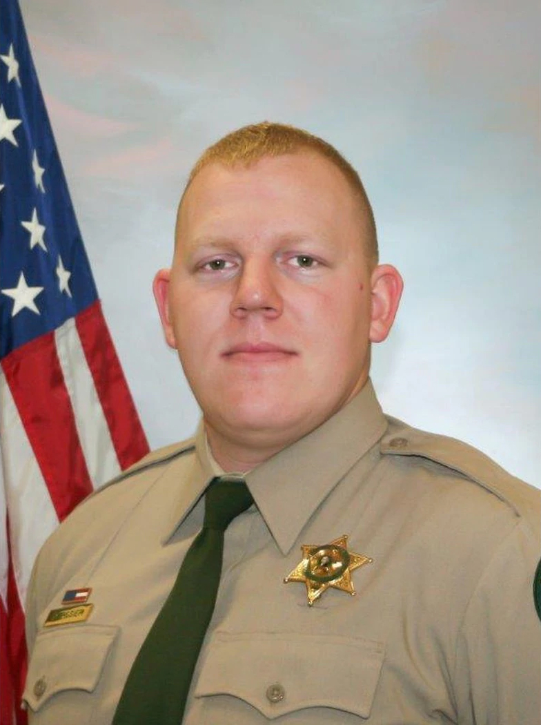 Deputy Sheriff Justin Richard DeRosier | Cowlitz County Sheriff's Office, Washington
