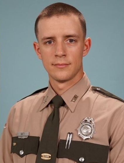 Trooper Matthew Elias Gatti | Tennessee Highway Patrol, Tennessee
