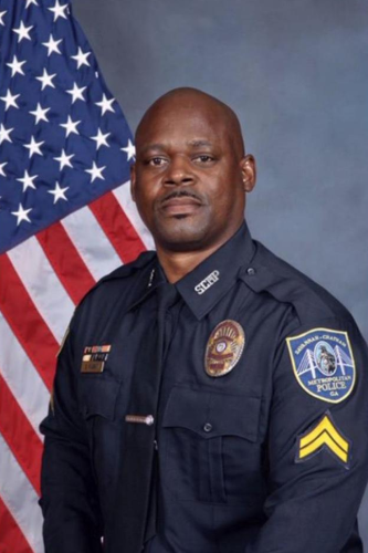 Sergeant Kelvin  Ansari | Savannah Police Department, Georgia