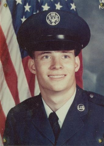 Senior Airman Marion Lee Pace | United States Air Force Security Forces, U.S. Government