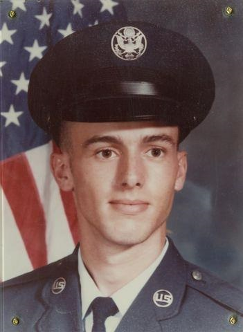 Senior Airman David Ralph Jones | United States Air Force Security Forces, U.S. Government