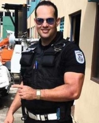 Police Officer Jesus Marrero-Martínez