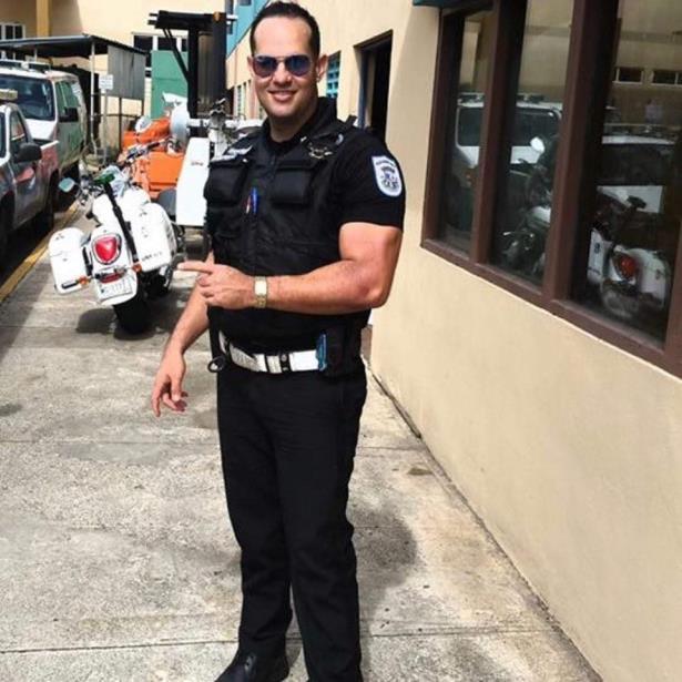Police Officer Jesus Abner Marrero-Martínez | Manatí Municipal Police Department, Puerto Rico