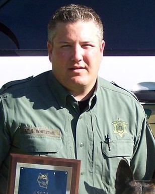 Lieutenant Steven Whitstine | East Baton Rouge Parish Sheriff's Office, Louisiana