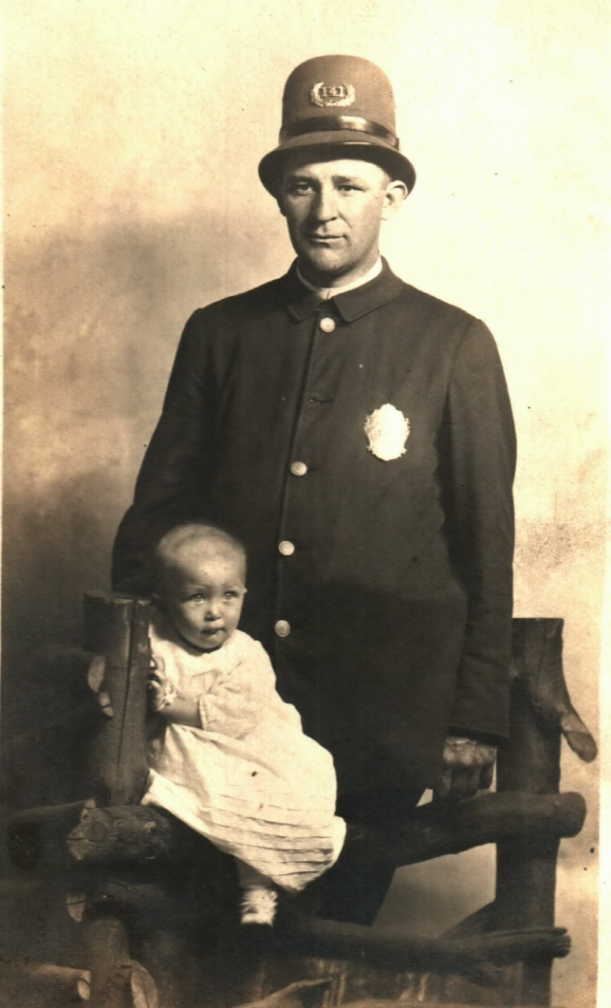 Special Agent Othello Lee Stringer | Lake Erie and Western Railroad Police Department, Railroad Police