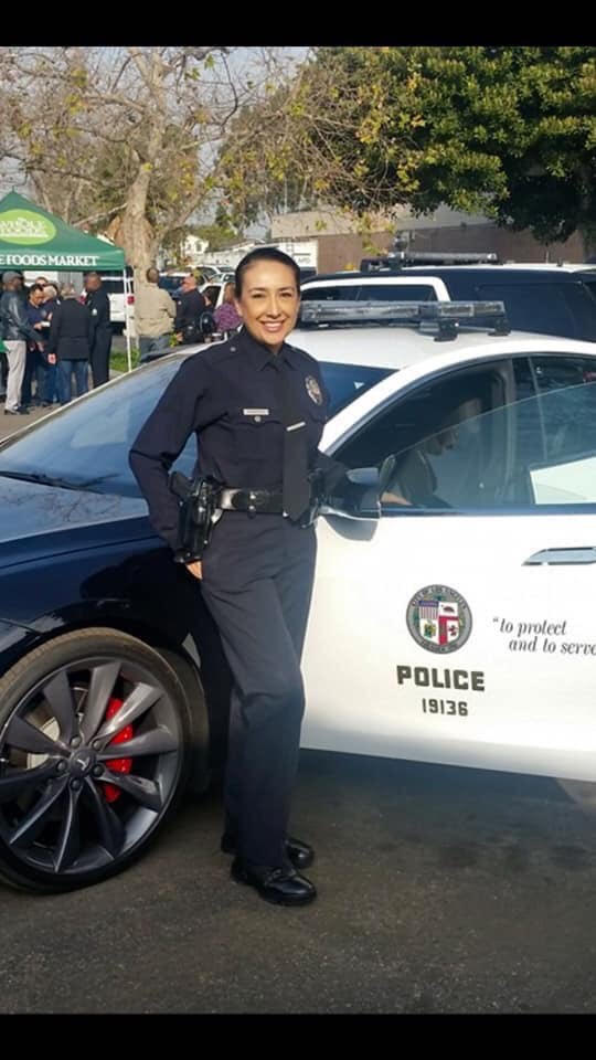 Police Officer Esmeralda Ponce Ramirez | Los Angeles Police Department, California