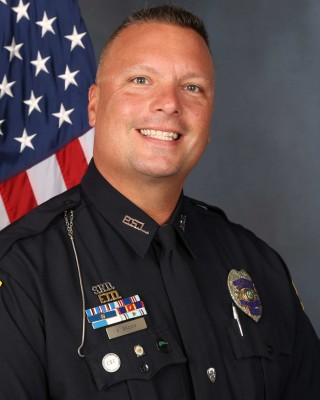 Police Officer Steven James Brown