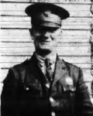Patrolman William Deal | New York Central Railroad Police Department, Railroad Police