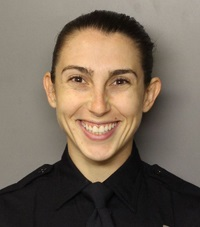Police Officer Tara Christina O'Sullivan | Sacramento Police Department, California