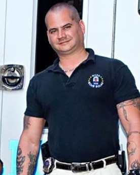 Detective Luis Gustavo Alvarez | New York City Police Department, New York