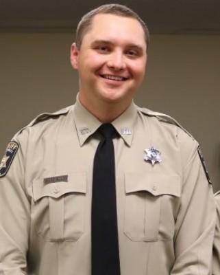 Deputy Sheriff Nicholas Blane Dixon