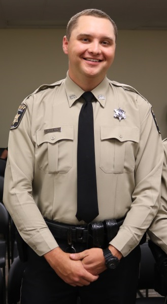 Deputy Sheriff Nicolas Blane Dixon | Hall County Sheriff's Office, Georgia