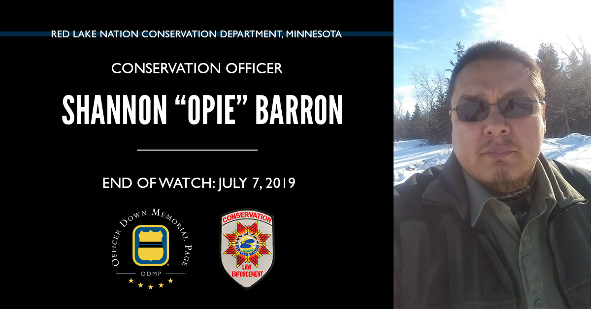 Conservation Officer Shannon Lee