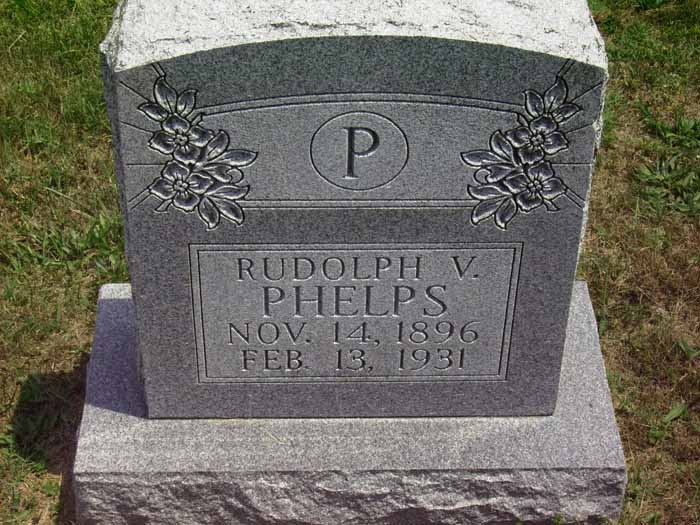 Special Deputy Sheriff Rudolph Virchow Phelps | Butler County Sheriff's Office, Kentucky