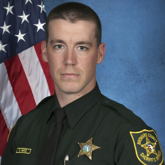 Deputy Sheriff Benjamin Ryan Nimtz | Broward County Sheriff's Office, Florida