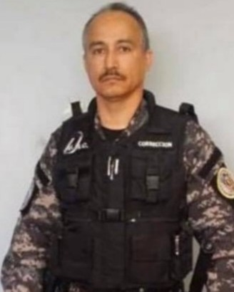 Correctional Officer Pedro J. Rodríguez-Mateo | Puerto Rico Department of Corrections and Rehabilitation, Puerto Rico