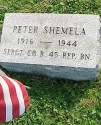 Patrolman Peter Shemela | Pennsylvania Railroad Police Department, Railroad Police