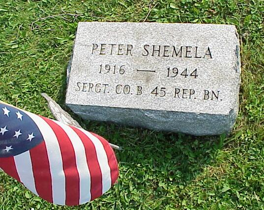 Patrolman Peter Shemela | Pennsylvania Railroad Police Department, Railroad Police