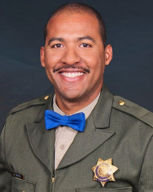 Officer Andre Moye, Jr. | California Highway Patrol, California