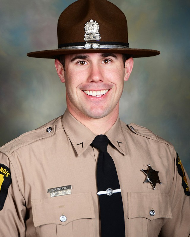 Trooper Nicholas John Hopkins | Illinois State Police, Illinois