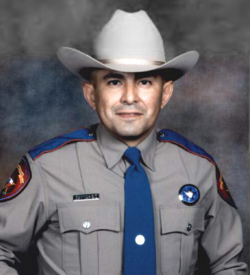 Trooper Moises Sanchez | Texas Department of Public Safety - Texas Highway Patrol, Texas