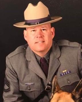 Sergeant Jeffrey Cicora | New York State Police, New York