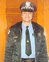 Patrolman George Teddy Bryja | Chicago Police Department, Illinois