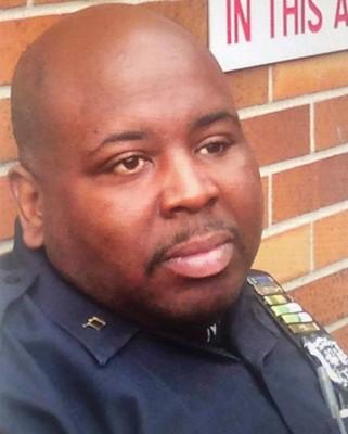 Police Officer Raymond Harris