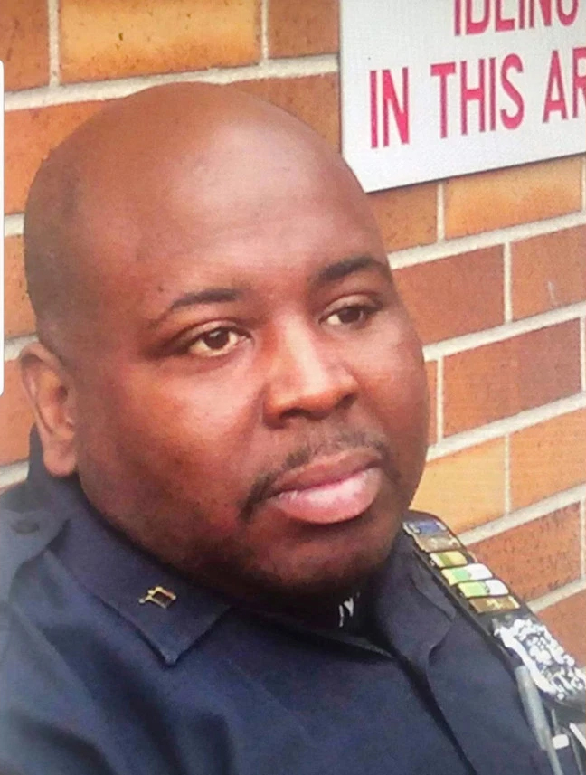 Police Officer Raymond Harris | New York City Police Department, New York