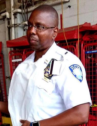 Lieutenant Robert Jones | Port Authority of New York and New Jersey Police Department, New York
