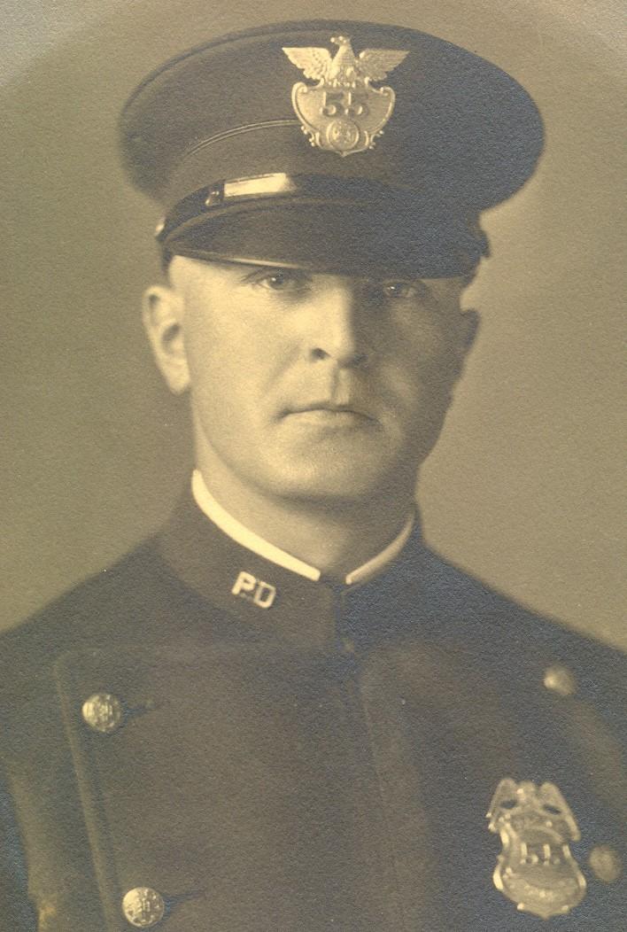 Patrolman John H. Anderson | Racine Police Department, Wisconsin