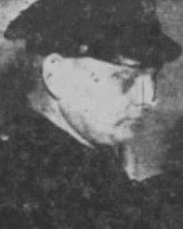Patrolman Arthur E. Lindstrom | Racine Police Department, Wisconsin