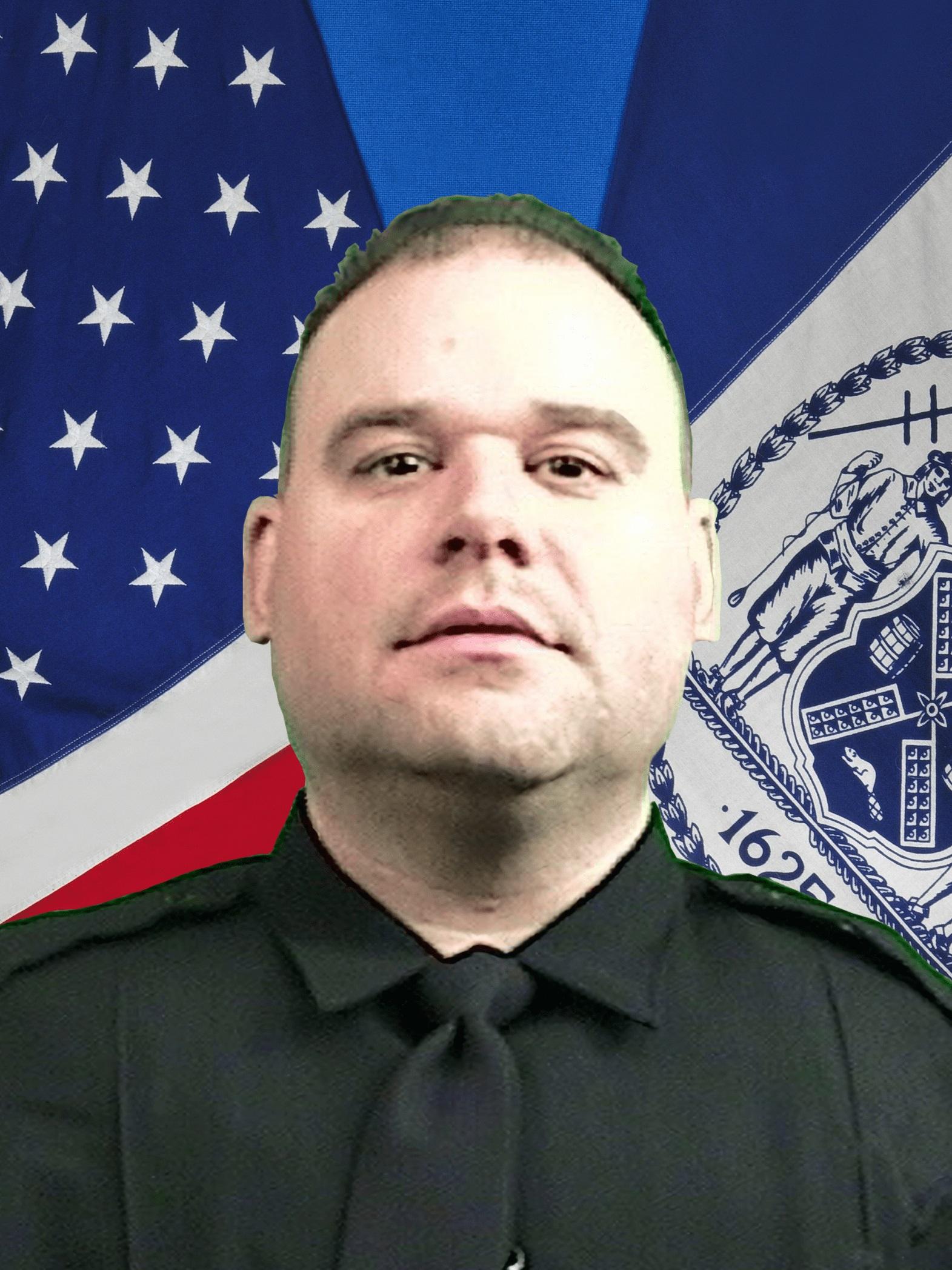 Police Officer Anthony R. Hanlon | New York City Police Department, New York