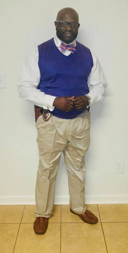 Investigator Dornell Cousette   Tuscaloosa Police Department, Alabama